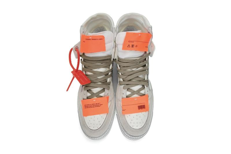 Off-White™ 推出三款全新配色 Off-Court 3.0 運動鞋