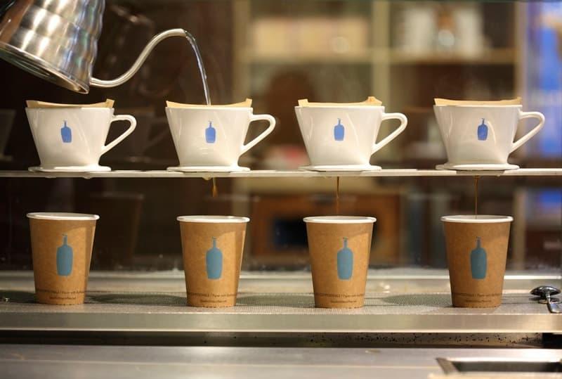 咖啡文化-消息指 Blue Bottle Coffee 專門店即將登陸香港