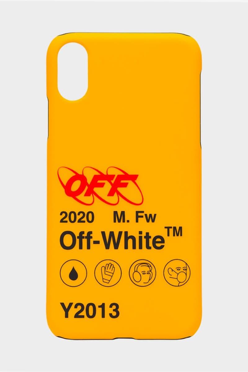 Off-White™ 推出工業元素 iPhone Case