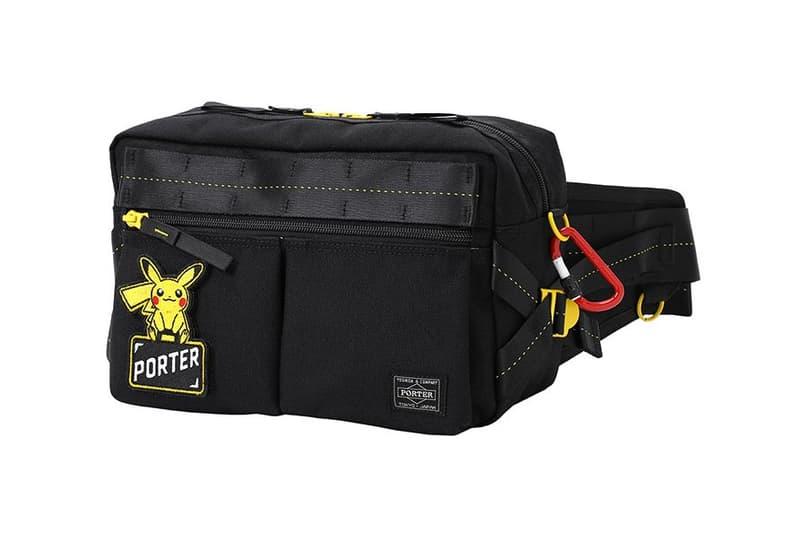 PORTER攜手 Pokémon 打造全新聯名包袋系列