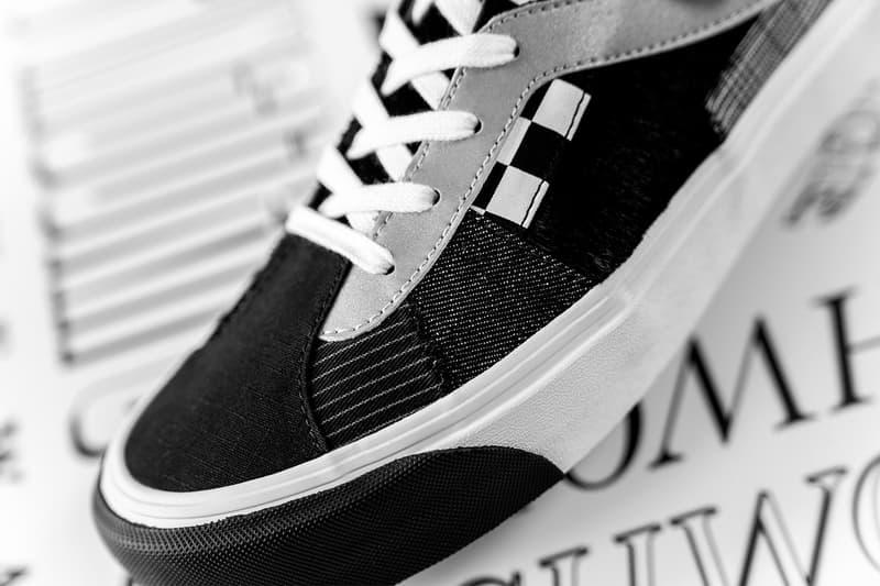 Size? x Vans 攜手打造別注 Bold Ni「Patchwork III」鞋款