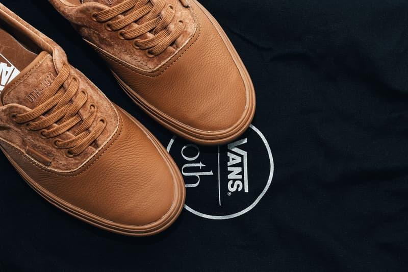 單色異素材-Vans x Off The Hook 推出聯乘「Chez Nous」鞋款系列