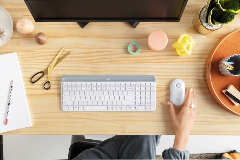 生活日常-Logitech 全新極靜音無線鍵盤滑鼠登場