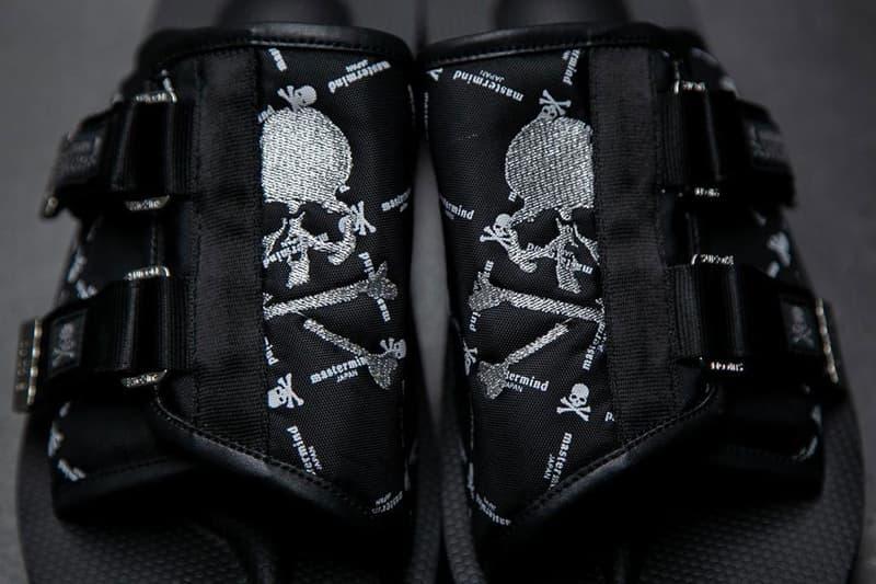 mastermind JAPAN x Suicoke 全新聯乘 KAW 涼鞋發佈