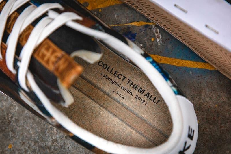 獨家近賞 Michael Lau x Nike SB 全新聯名 Blazer Low「Salvator Michael」