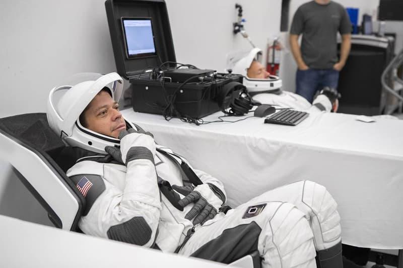 NASA 揭露「SpaceX 太空漫遊計畫」全新航天服樣貌