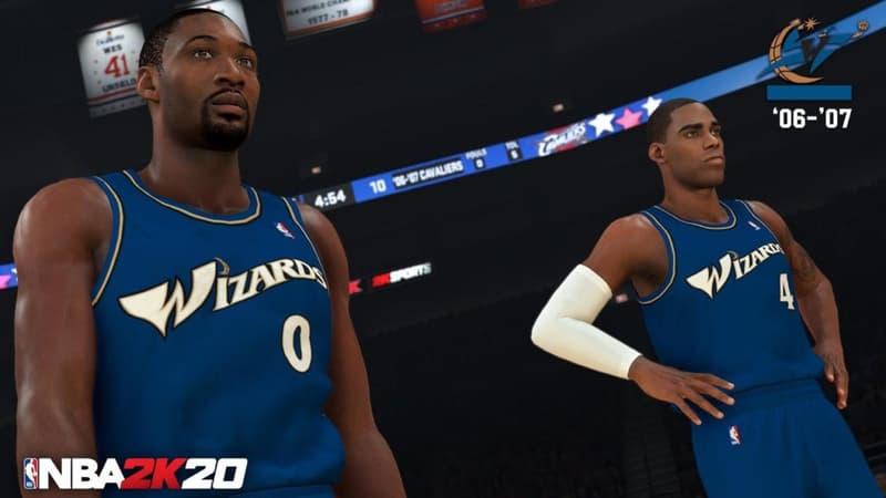 《NBA 2K20》將新增 2015-16 賽季 Cavaliers 等 6 支傳奇球隊