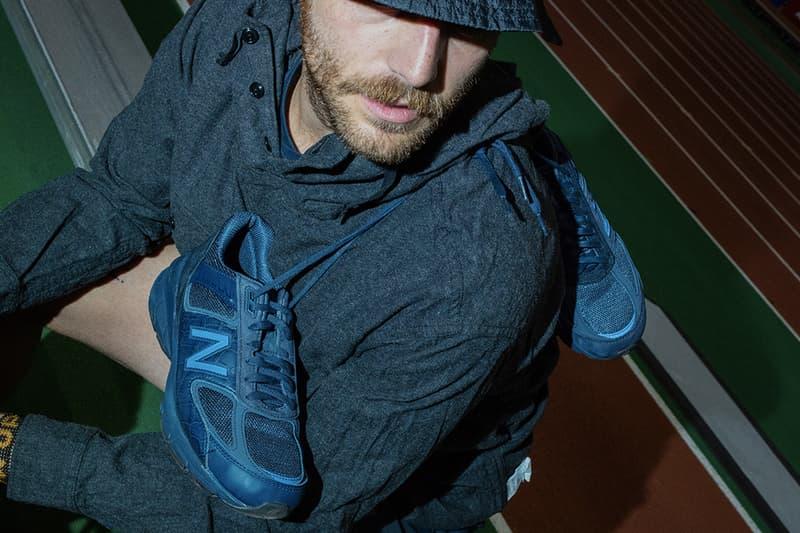 Engineered Garments x New Balance 990v5 聯乘系列發售日期曝光