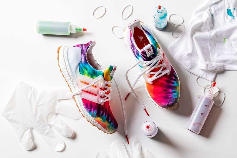 Nice Kicks x adidas Consortium 全新聯乘紮染 UltraBOOST「Woodstock」發佈