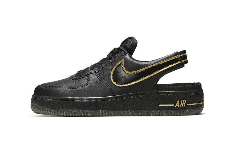 Nike 推出 Air Force 1 VTF 全新涼拖版本