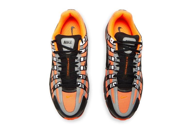 復古熱持續-Nike 跑鞋 P-6000 再度迎來全新配色