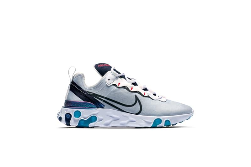 Nike React Element 55 七夕特別款正式登場