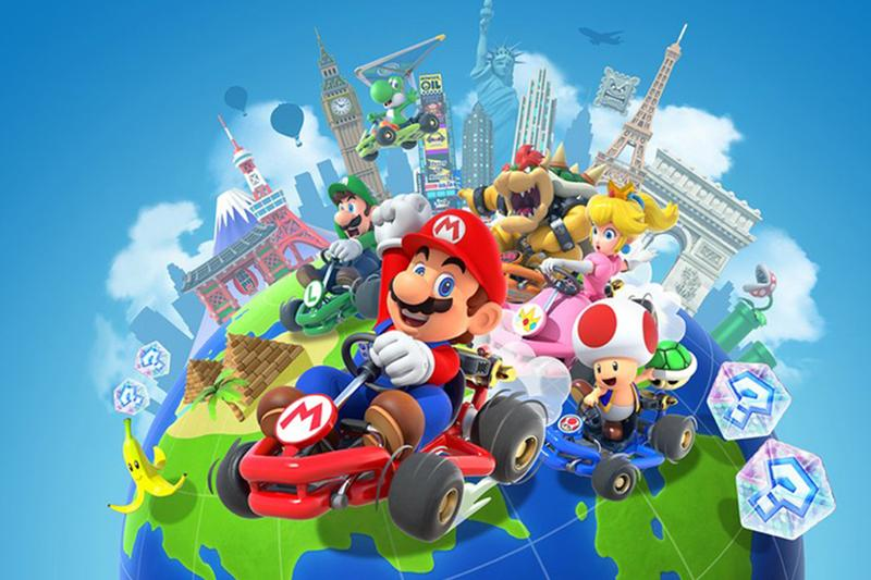 Nintendo 人氣遊戲 Mario Kart 手遊版本已可於 Apple iOS 及 Android 預購