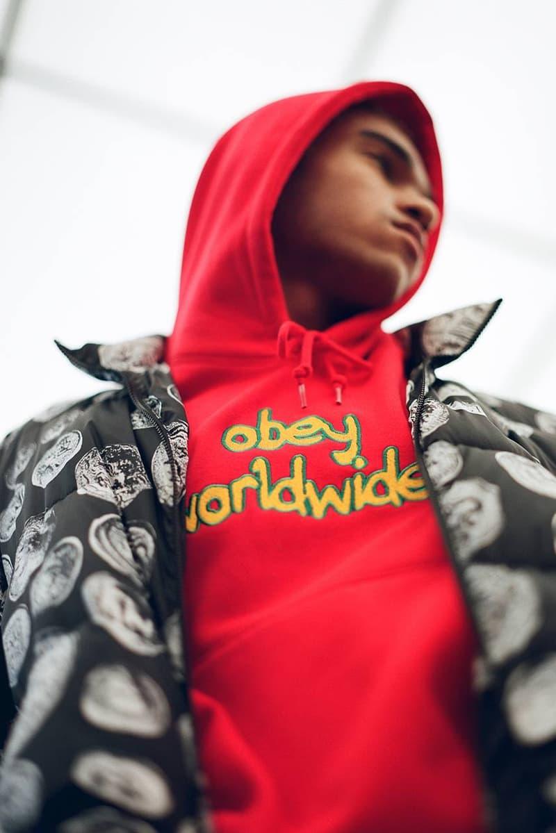 OBEY 正式發佈 2019 秋季系列 Lookbook