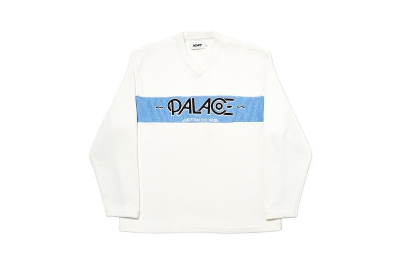 Palace 正式發佈 2019 秋季上衣系列