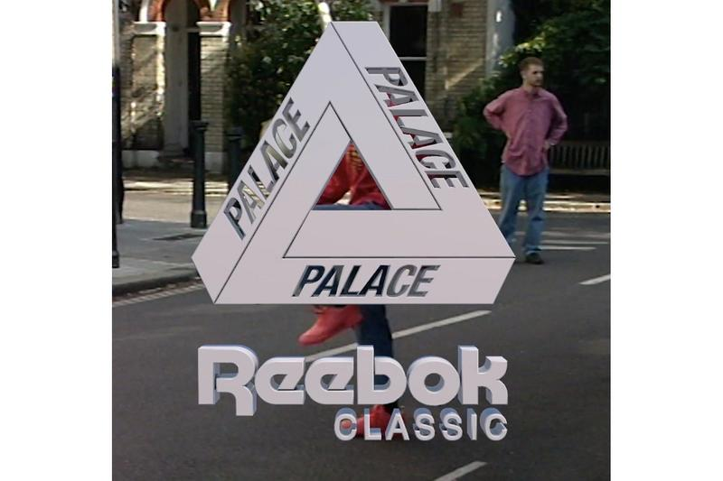Palace x Reebok Classics 最新秋季聯乘預告正式發佈