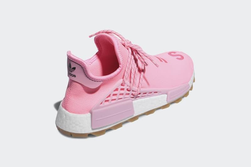 無間合作-Pharrell x adidas Originals 聯乘 NMD Hu Trail 新色追加
