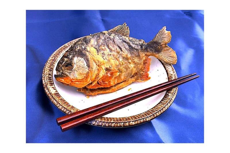極罕「食人魚拉麵」於東京咖啡廳期間限定推出