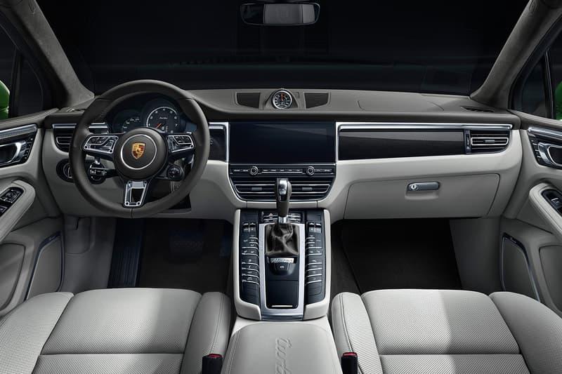 Porsche 全新 2020 年 Macan Turbo 發佈