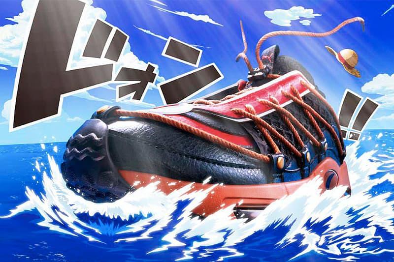 PUMA x《One Piece》聯乘鞋款發售情報公開!