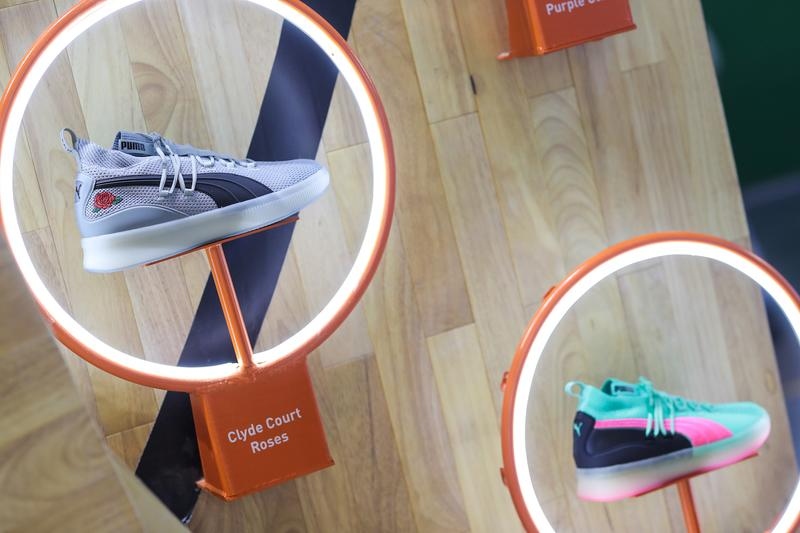 PUMA 全新籃球鞋款 PUMA LEGACY 揭曉活動現場回顧
