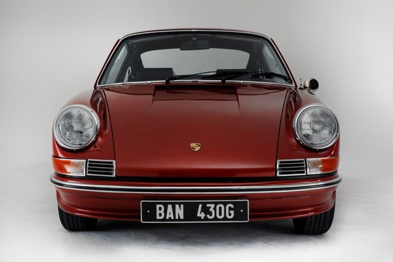 車廠打造搭載 Tesla 電動馬達之 1968 年 Porsche 912