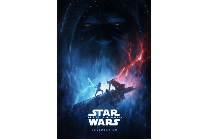 《Star Wars: The Rise of Skywalker》全新電影海報正式發佈