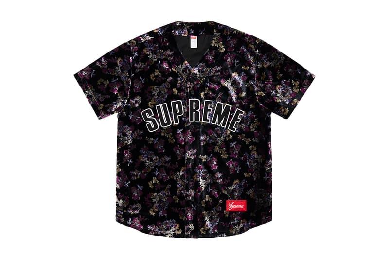 Supreme 正式發佈 2019 秋冬上裝系列