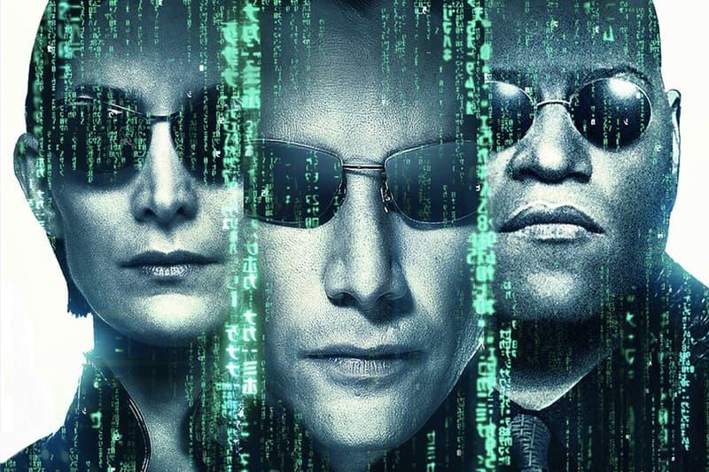 Keanu Reeves 主演經典科幻大片《The Matrix》確定於北美地區再次上映