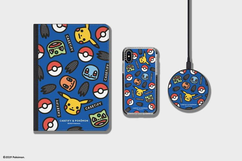 CASETiFY x Pokémon 聯乘系列最終回公開