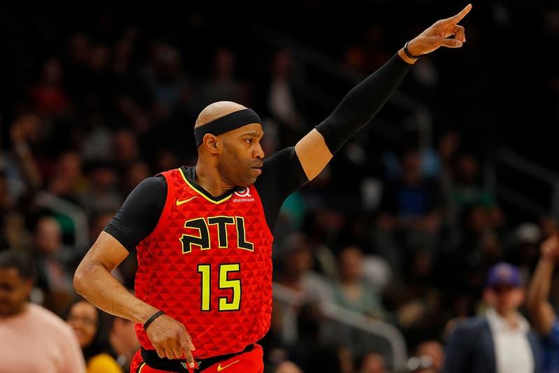 傳奇最終章-Vince Carter 同意與 Atlanta Hawks 簽下一年合約