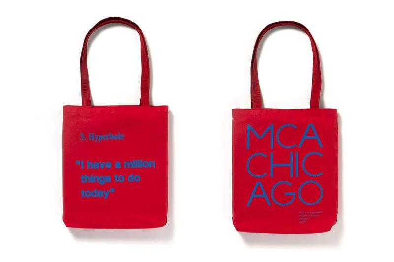 Virgil Abloh x MCA Chicago「Figures of Speech」展覽最新限定系列發佈