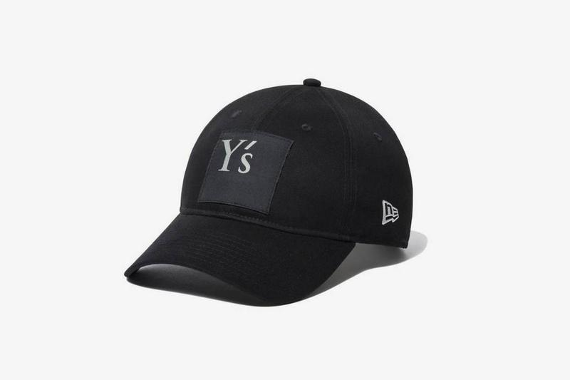 Y's By Yohji Yamamoto x New Era 聯乘系列販售資訊發佈
