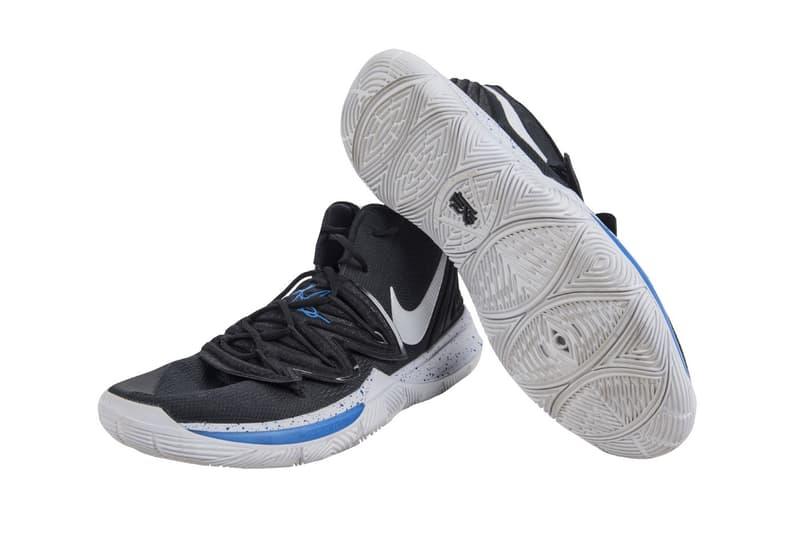 Zion Williamson 著用 Nike Kyrie 5 拍賣近 $20,000 美元