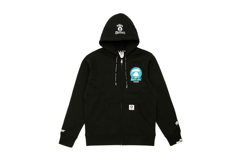 AAPE BY *A BATHING APE® x《Dragon Ball Super》攜手打造別注聯名系列