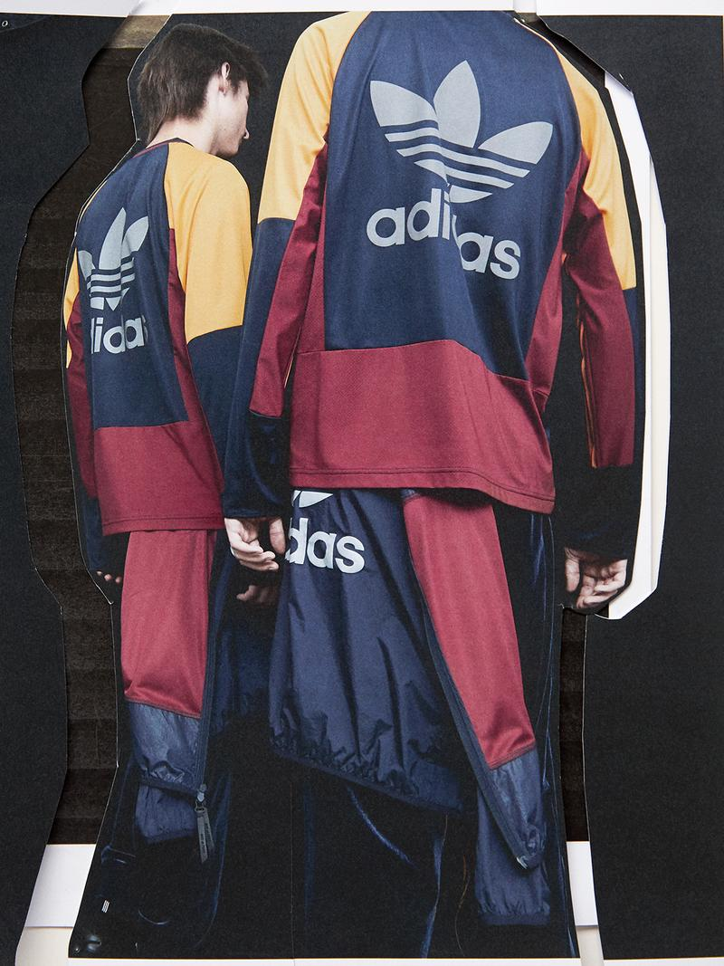 adidas Originals X BED j.w. FORD 聯名系列登場