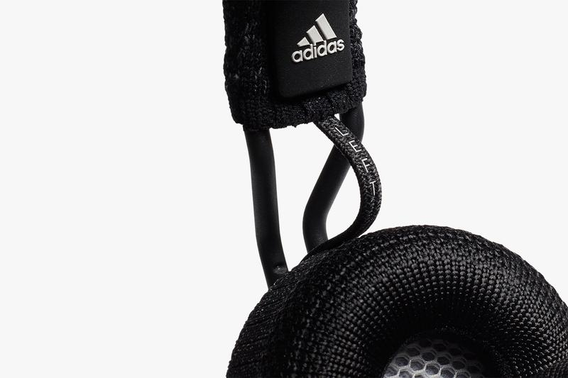adidas x Zound 联名运动耳机系列即将上架