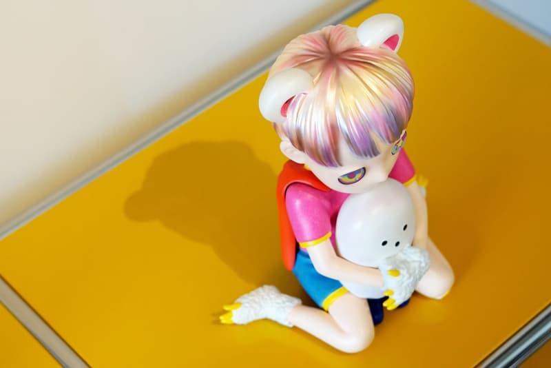 APPortfolio 再度攜手 Hikari Shimoda 打造全新雕塑