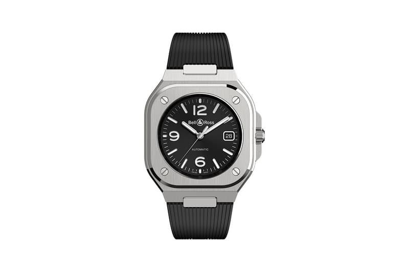 Bell & Ross 全新腕錶系列 BR 05 正式發佈