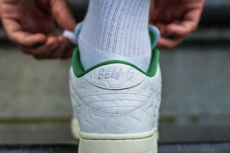 Ben-G x Nike 攜手打造別注 Dunk Low SB 鞋款