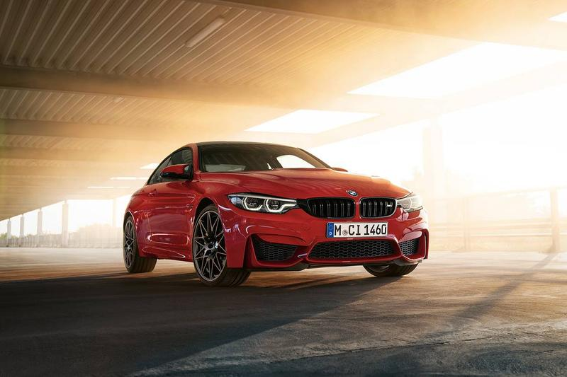 BMW 全新 2020 M4 Heritage Coupes 細節完整曝光