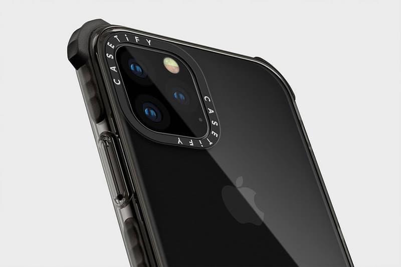 CASETiFY 搶先推出 Apple 新款 iPhone 11 系列手機保護殼