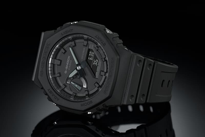 G-Shock 全新極簡設計錶型 GA-2100 發佈