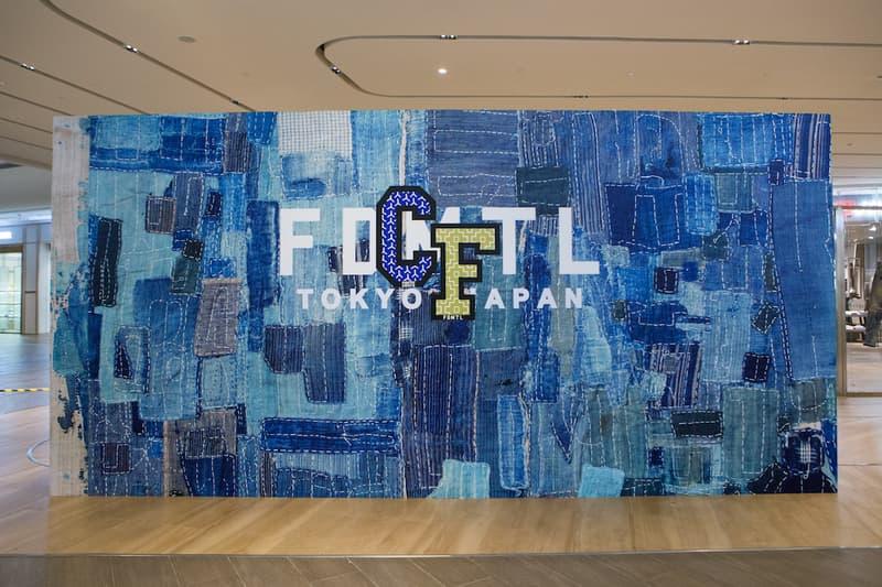 走進 COSTS x FDMTL「襤褸藝術與丹寧」展覽