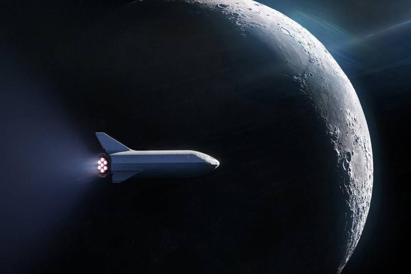 Elon Musk 曝光全新 SpaceX 太空旅行計劃專屬火箭