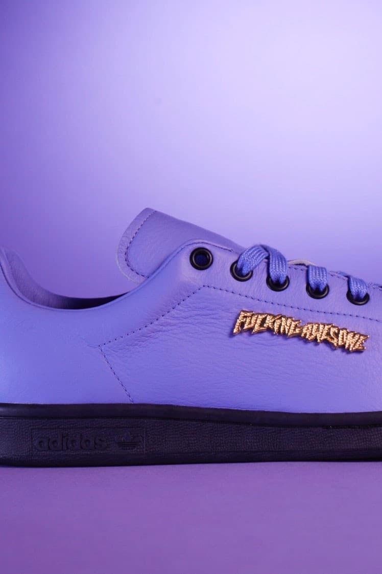 Fucking Awesome x adidas 聯名鞋款細節曝光!