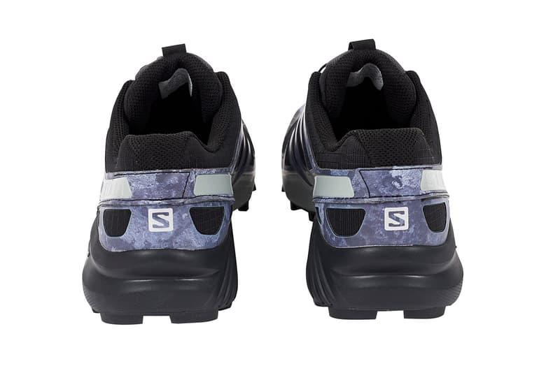 Palace Skateboards 聯乘 Salomon Speedcross 4 鞋款亮相