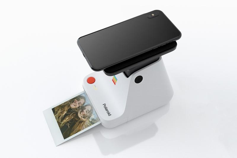 照片製造-Polaroid Originals 發表新產物「Polaroid Lab」