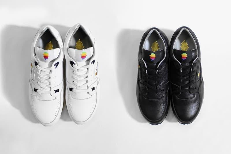 致敬舊物-Tomo & Co. 重製 Apple 懷舊運動鞋款