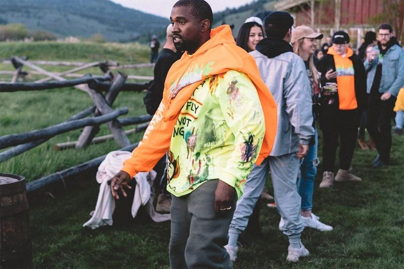 Kanye West 全新專輯《Jesus Is King》周邊別注系列發佈